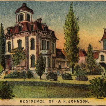 A.H. Johnson House