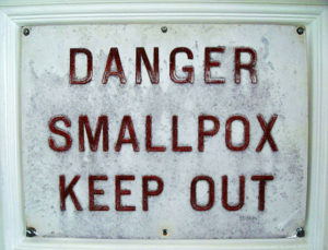 smallpox-warning-sign