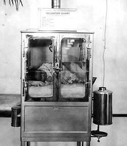 Fun Fact #47 Where was the first use of an Infant Incubator in Portland?